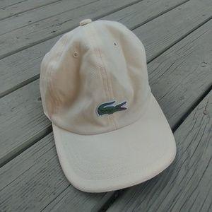 Lacoste hat cotton 00